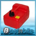 12 litre Marine Fuel Tank with vented cap
