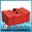 34 Litre Marine Fuel Tank with Gauge