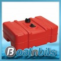 Marine Fuel Tank 45 Litre low profile