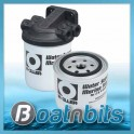 Marine Water Seperating Fuel Filter BoatTwin Pack